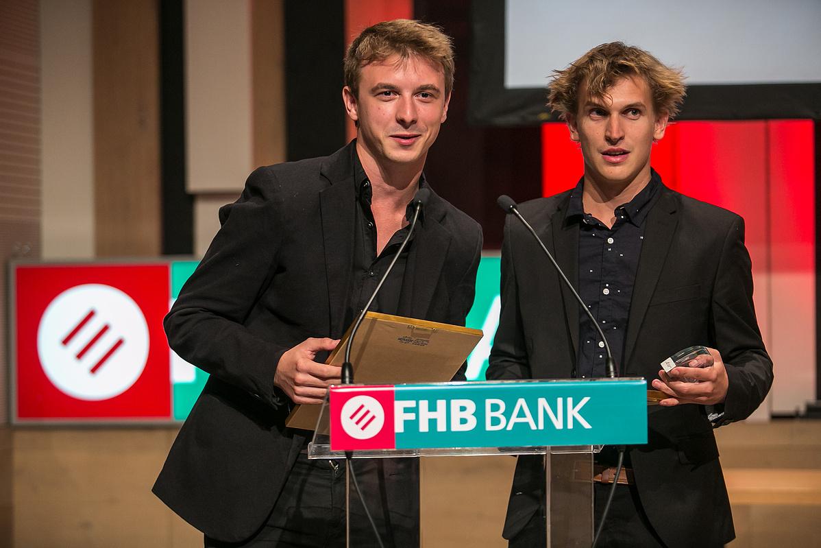 Benkó Bence és Fábián Péter