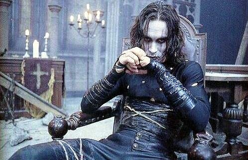 Brandon Lee A hollóban