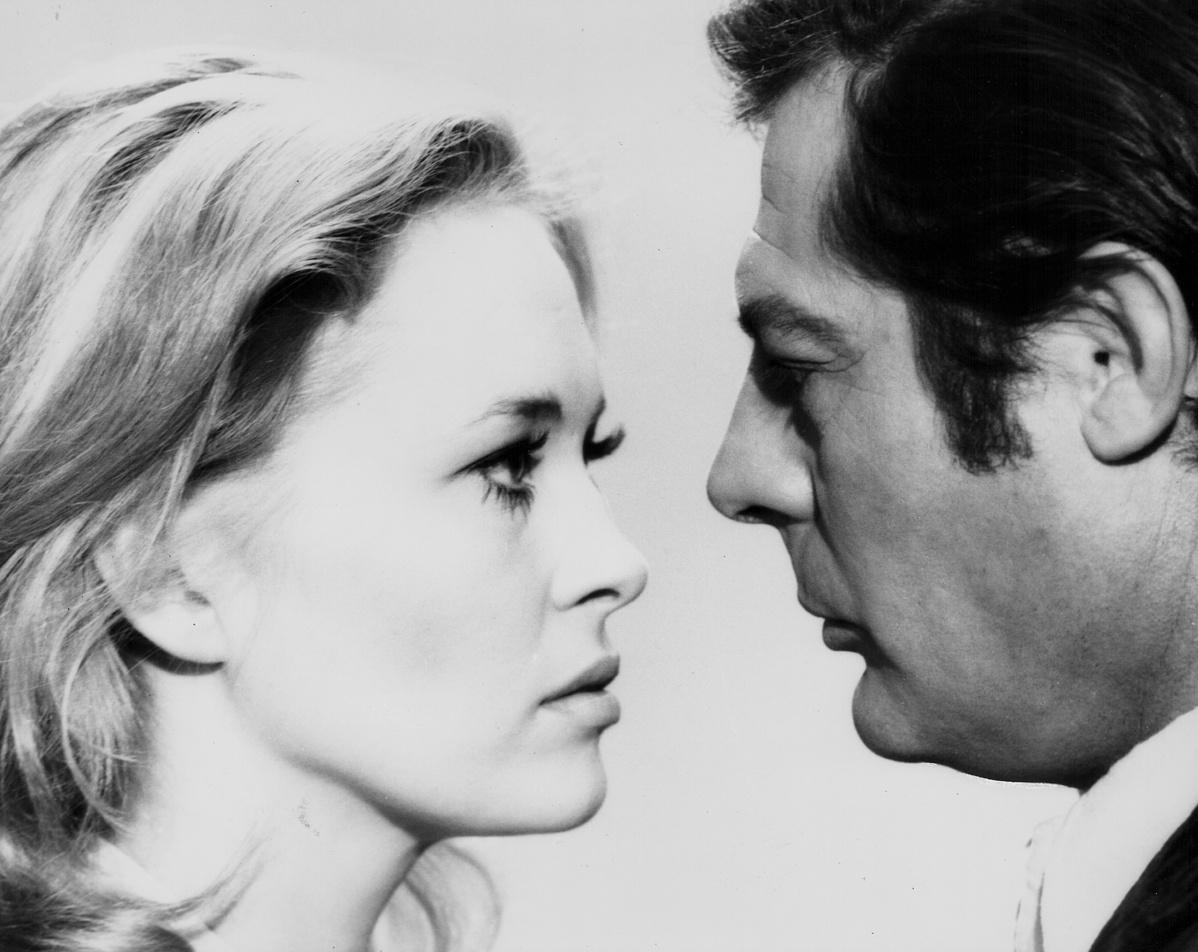 Faye Dunaway és Marcello Mastroianni