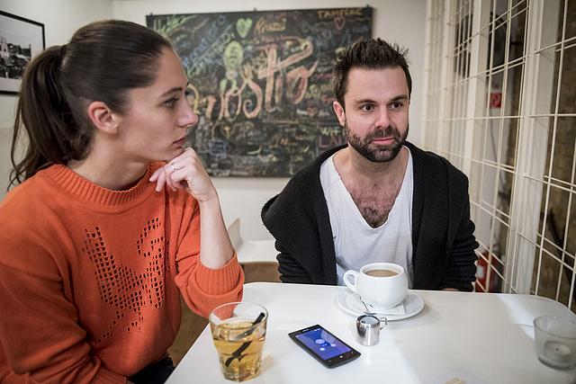 Simkó Beatrix és Grecsó Zoltán