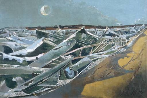 Paul Nash: Holt-tenger
