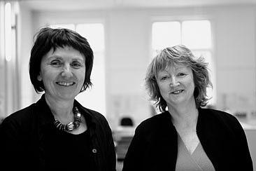 Yvonne Farrell és Shelley McNamara