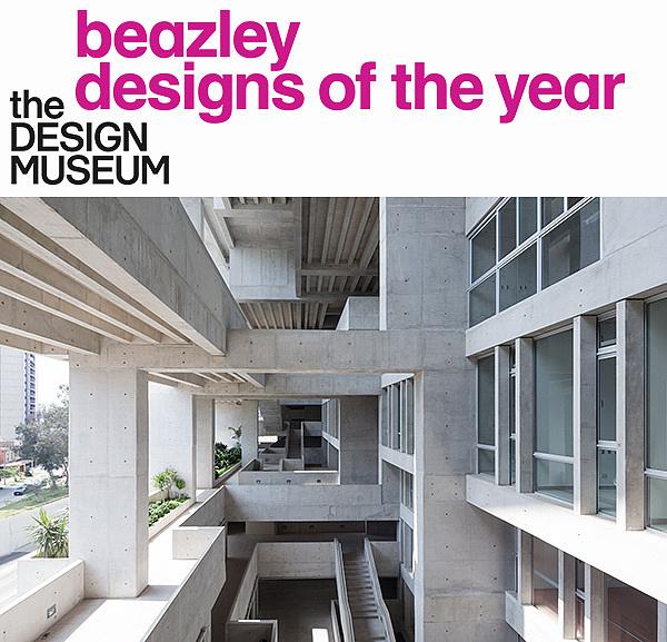 A Grafton Architect építésziroda UTEC projektjét jelölték a Design Múzeum Beazley Designs of the Year díjára építészet kategóriában