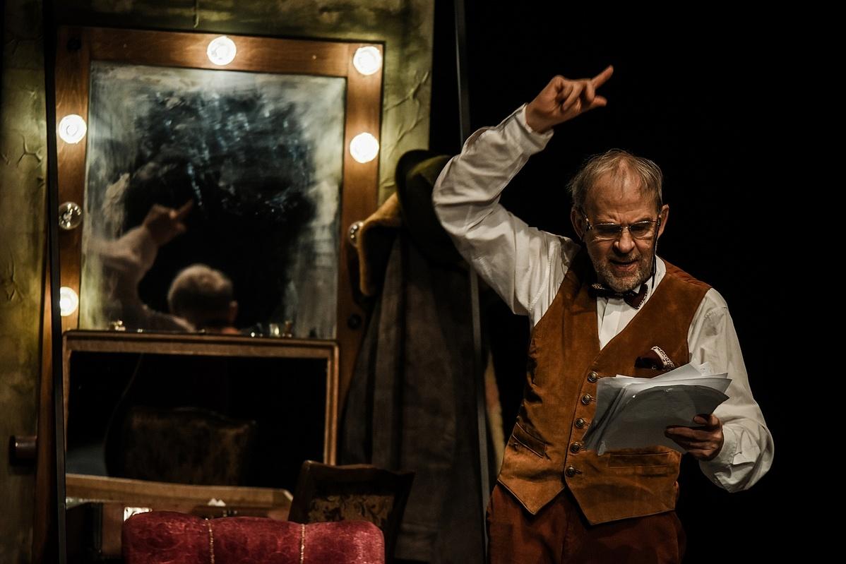 Fodor Tamás - Az imposztor, Tatabányai Jászai Mari Színház