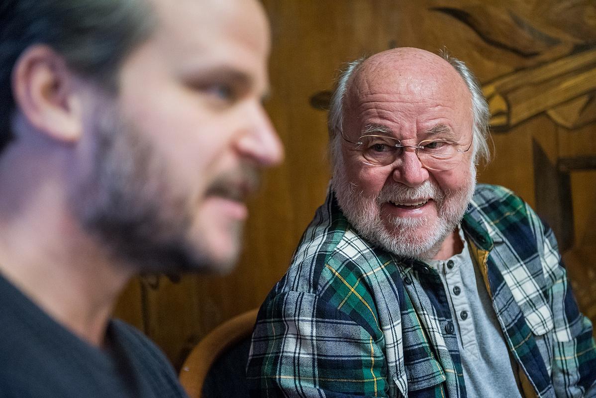 Haumann Máté és Péter