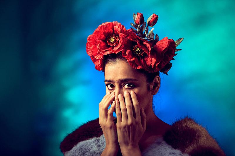 Összművészeti darab készült Frida Kahlo életéről