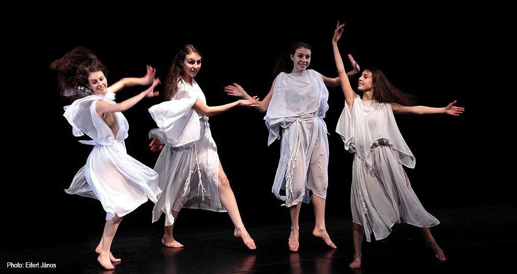 Isadora Duncan koreográfiájának rekosntrukciója