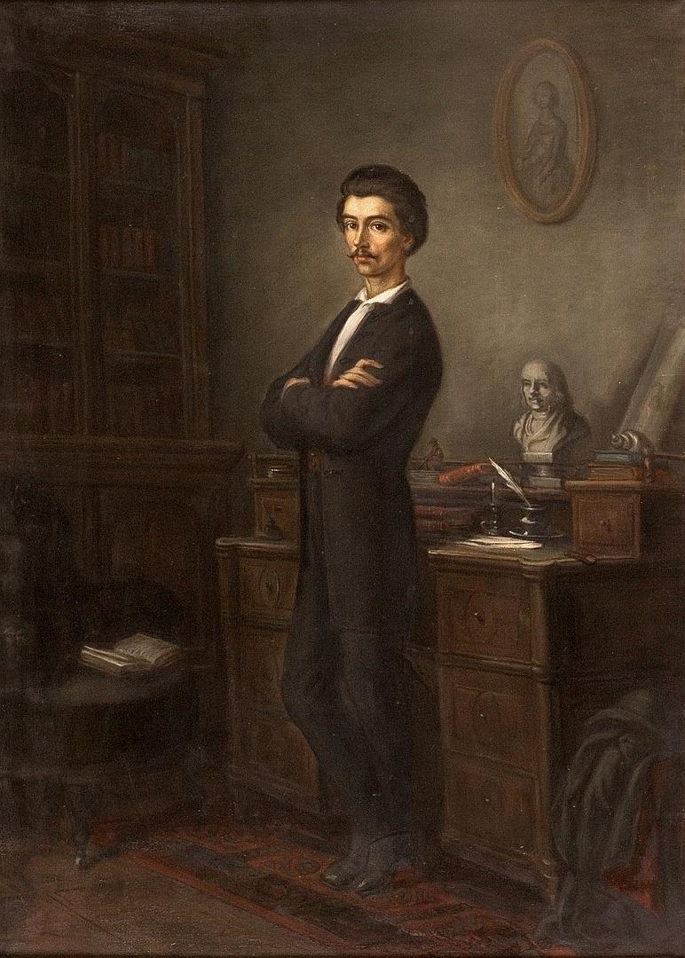 Orlai Petrics Soma: Petőfi Pesten 1848-ban