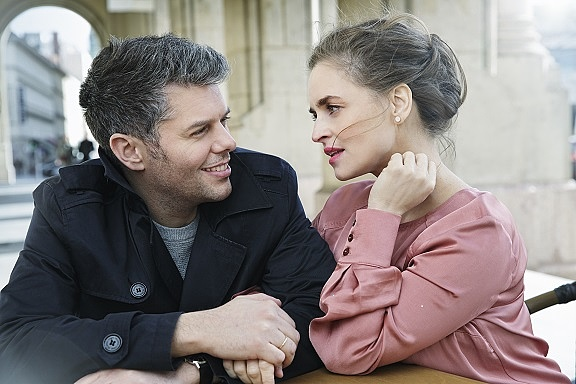 Kelemen Barnabás és Kokas Katalin