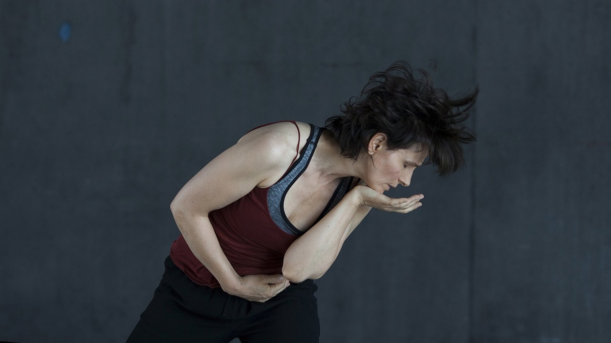Juliette Binoche a Polina című filmben