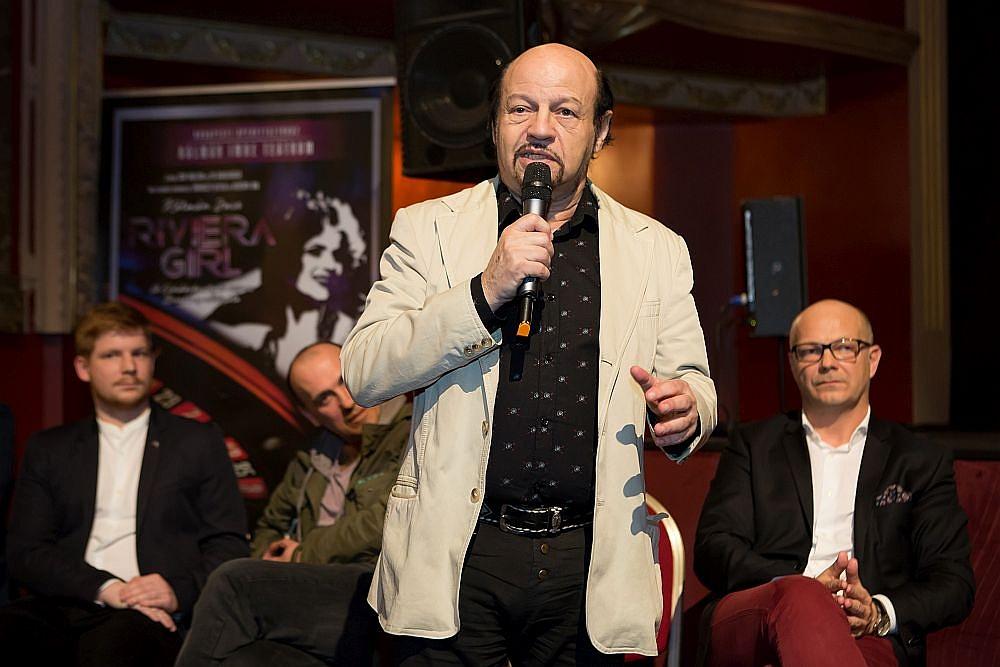 Kerényi Miklós Gábor, az előadás rendezője