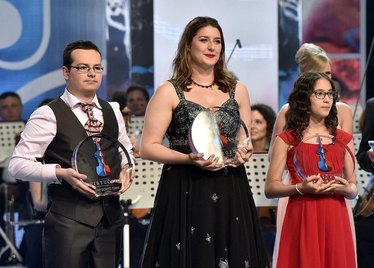 A Virtuózok 2017-es győztesei