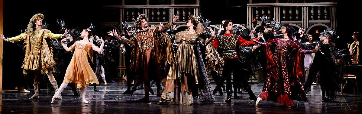 Prokofjev Rómeó és Júliája (Nemzeti Opera- és Balettszínház, Konstanca)