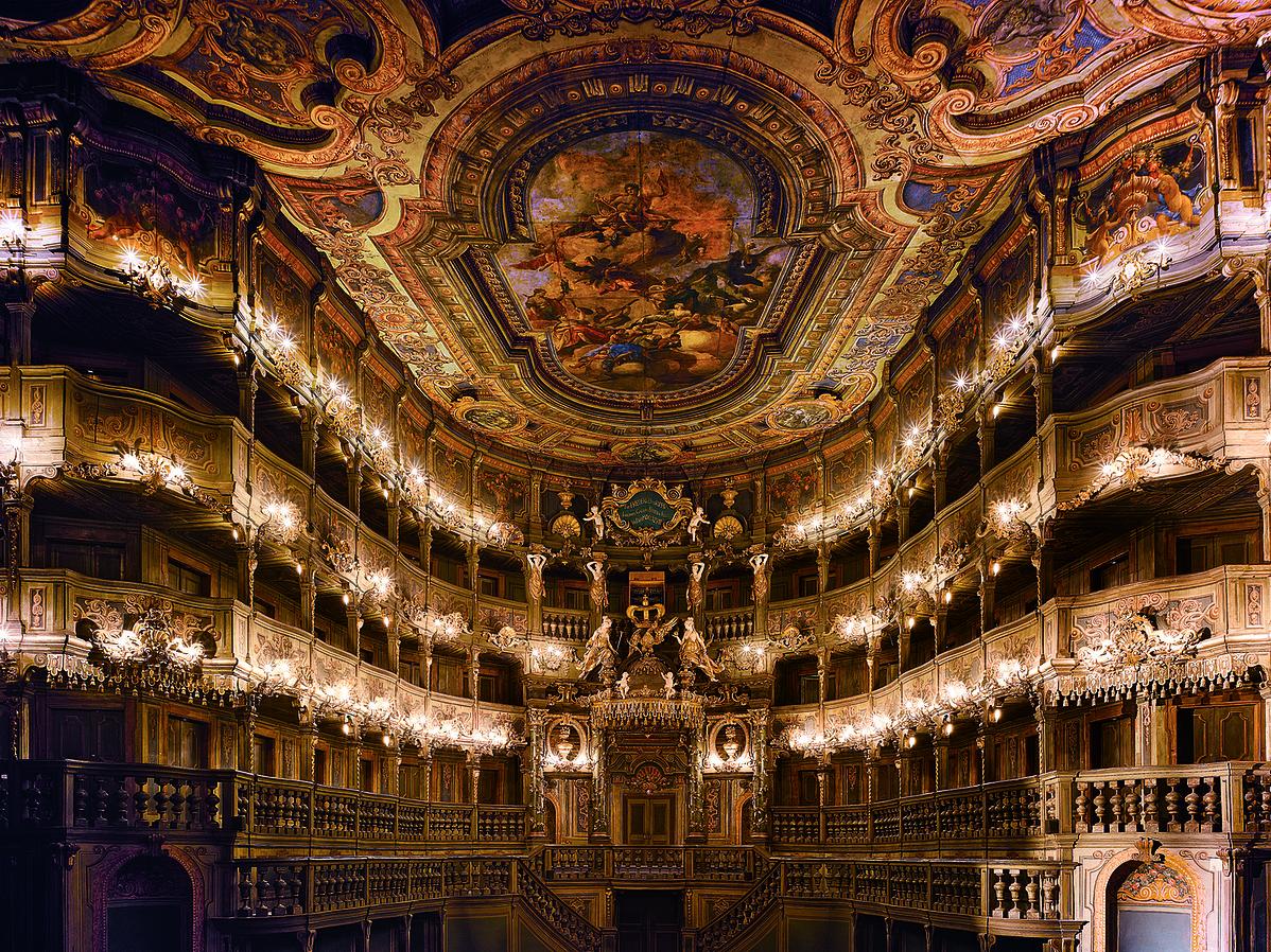 Markgräflichen Opernhaus
