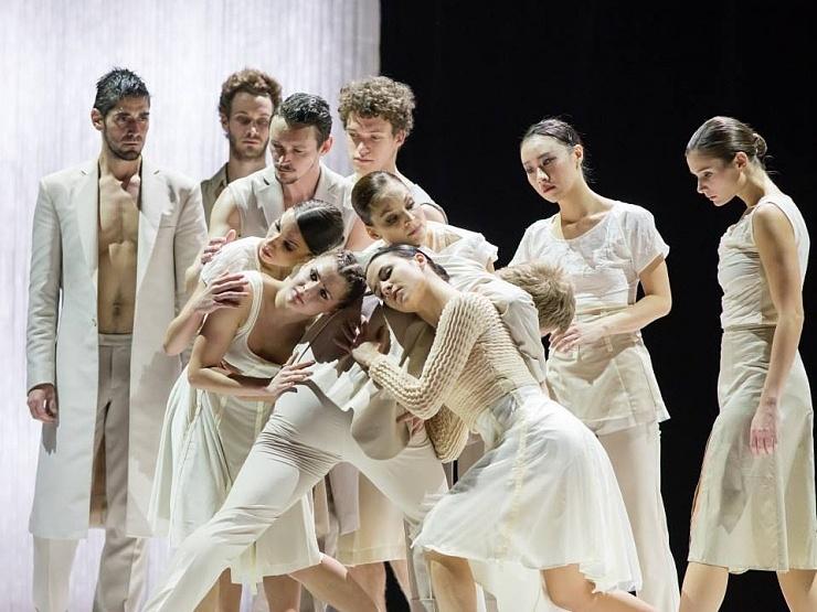 Szegedi Kortárs Balett: Menyegző