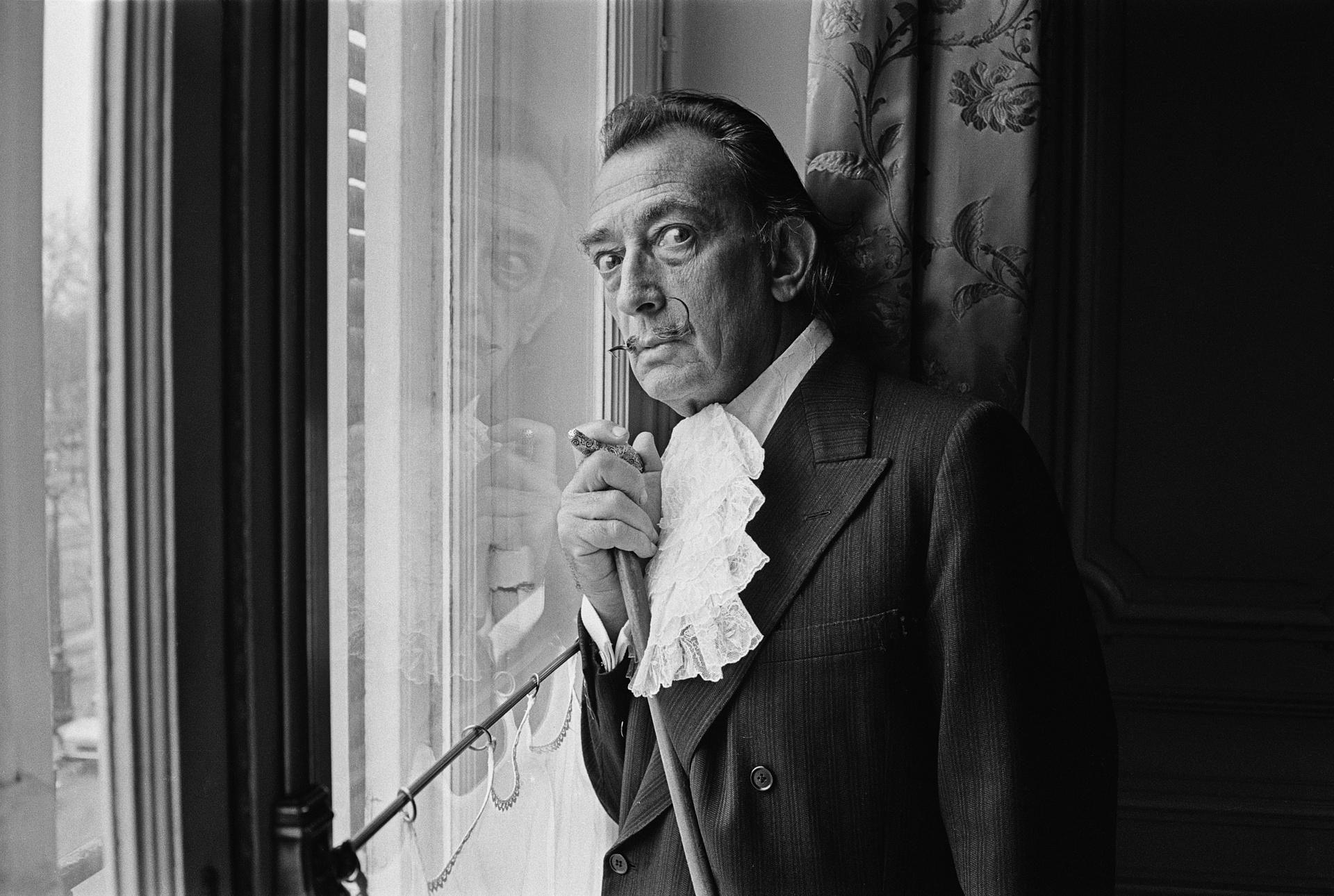 Tévéjós miatt exhumálják Salvador Dalít