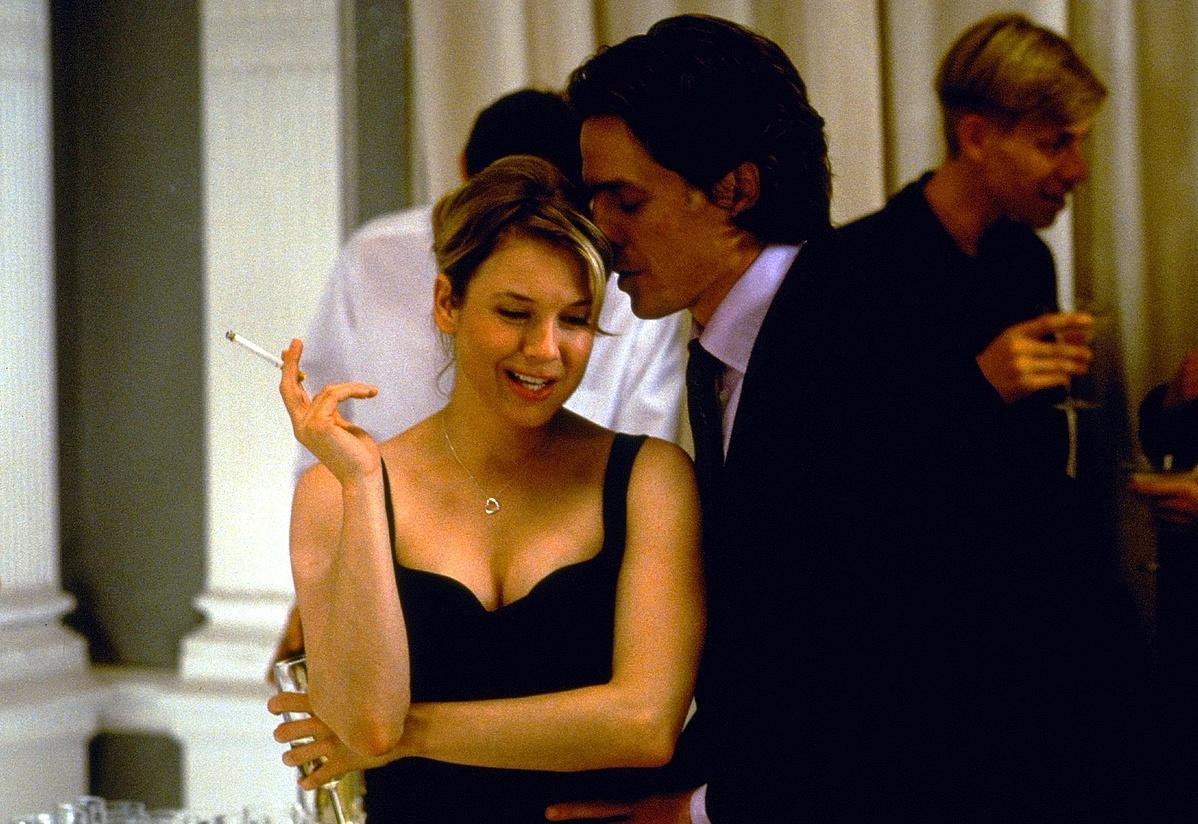 Bridget Jones naplója - Renée Zellweger és Hugh Grant