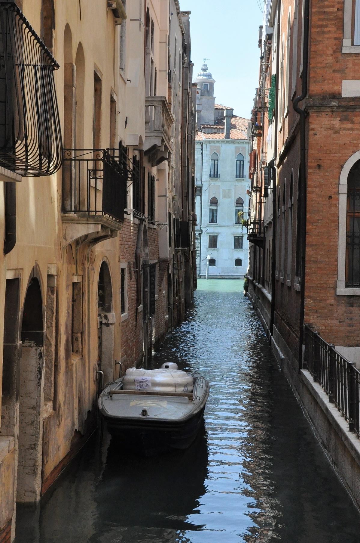 Velence, a lagúnák városa