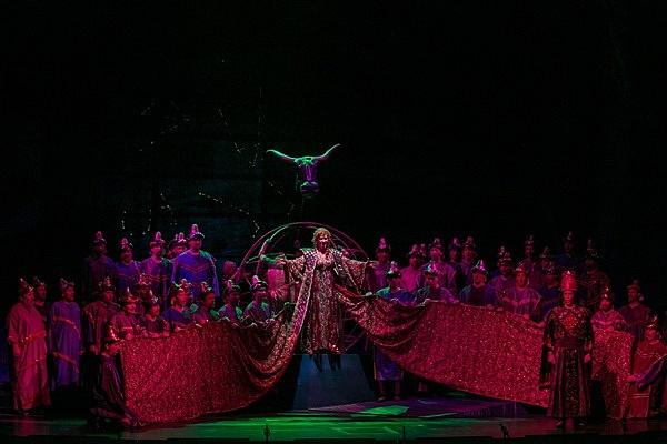 A Nabucco az Erkel Színházban (2015)