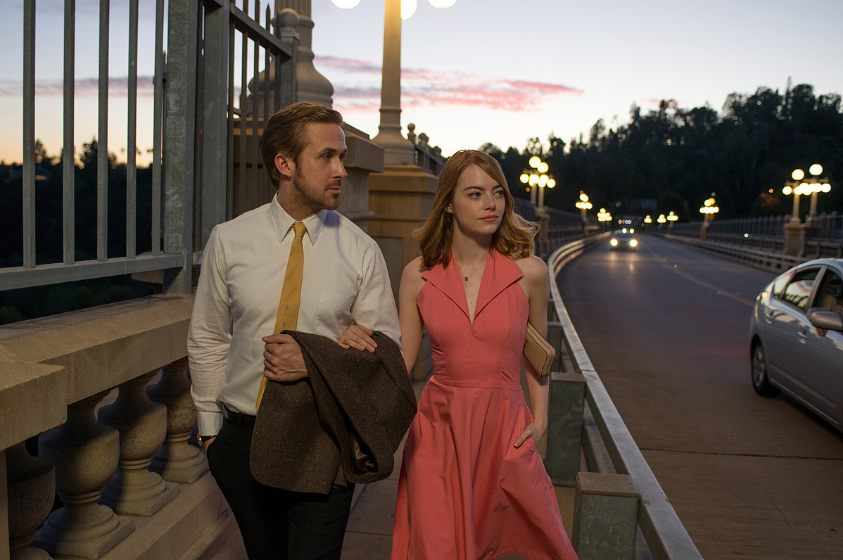 Ryan Gosling és Emma Stone