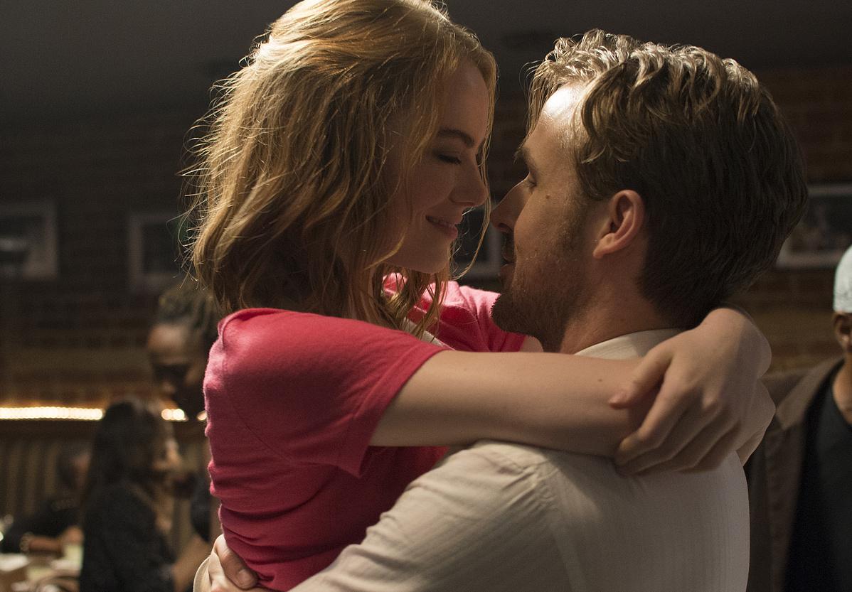 Emma Stone és Ryan Gosling