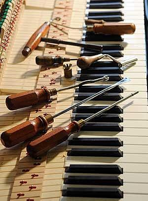 zongorakészítők
