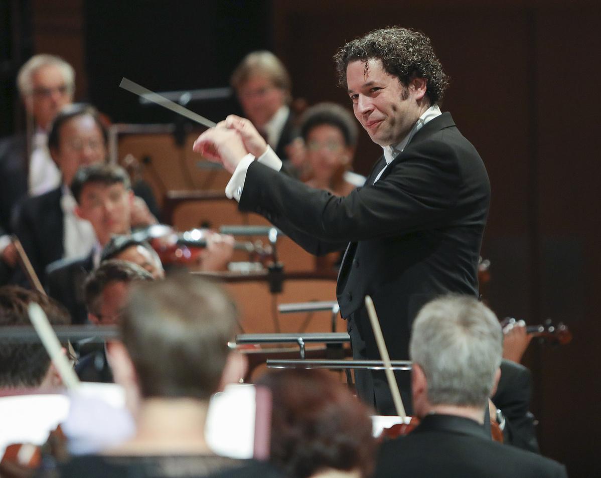 Gustavo Dudamel (2016)