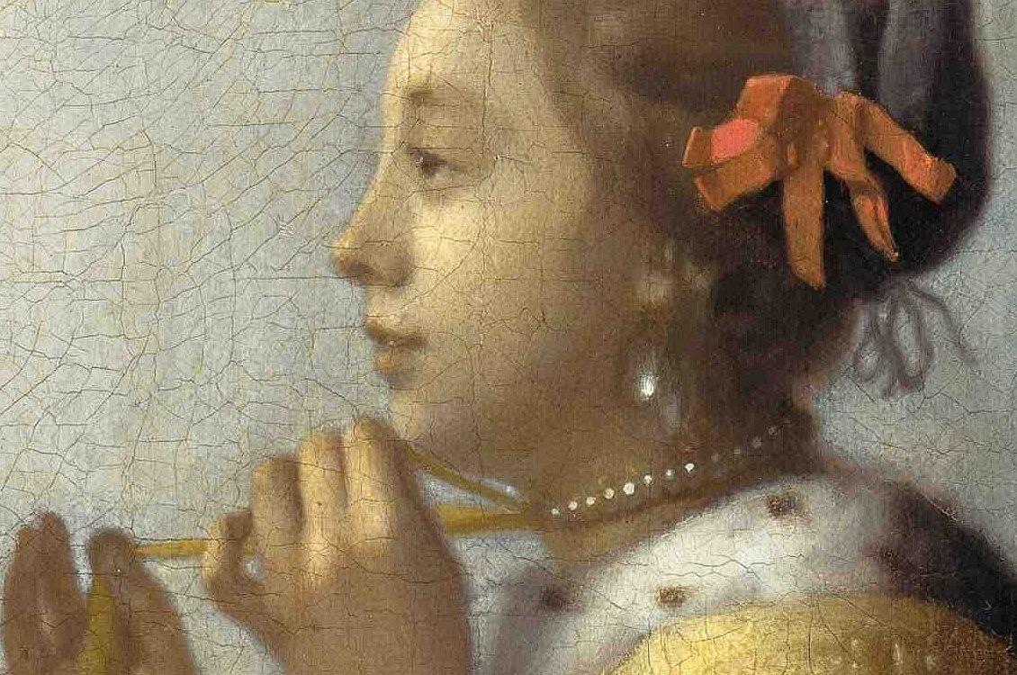új kollekció info for prémium választás Nem gyöngyből van a lány fülbevalója Vermeer képén? - Fidelio.hu