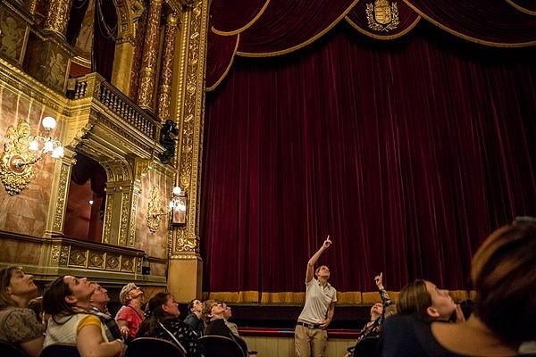 Színházak Éjszakája az Operaházban