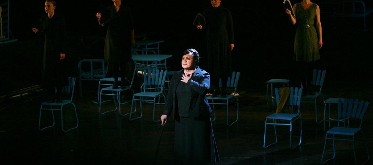 Bernarda Alba háza Federico García Lorca utolsó színpadi műve
