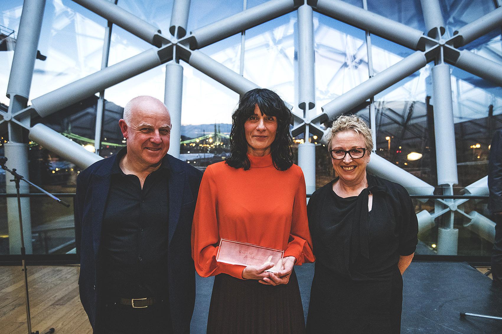 Zenével nyerték meg a képzőművészeti díjat