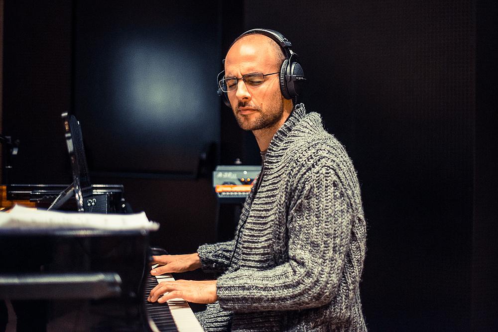 Shai Maestro a lemezfelvételen