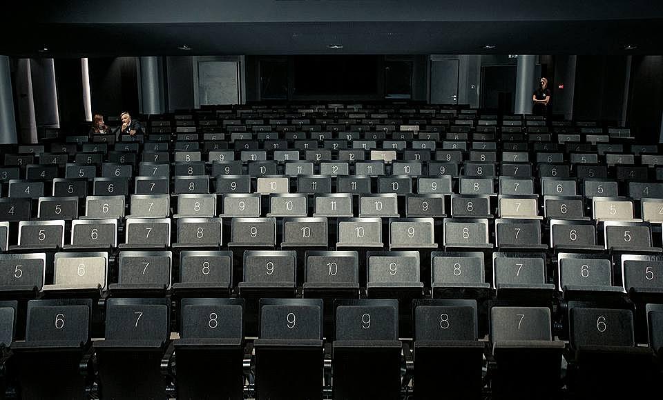 Nézőtéravató az Örkény Színházban