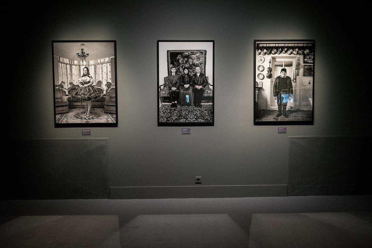Folyamatos emlékezet - Korniss Péter életmű-kiállítása