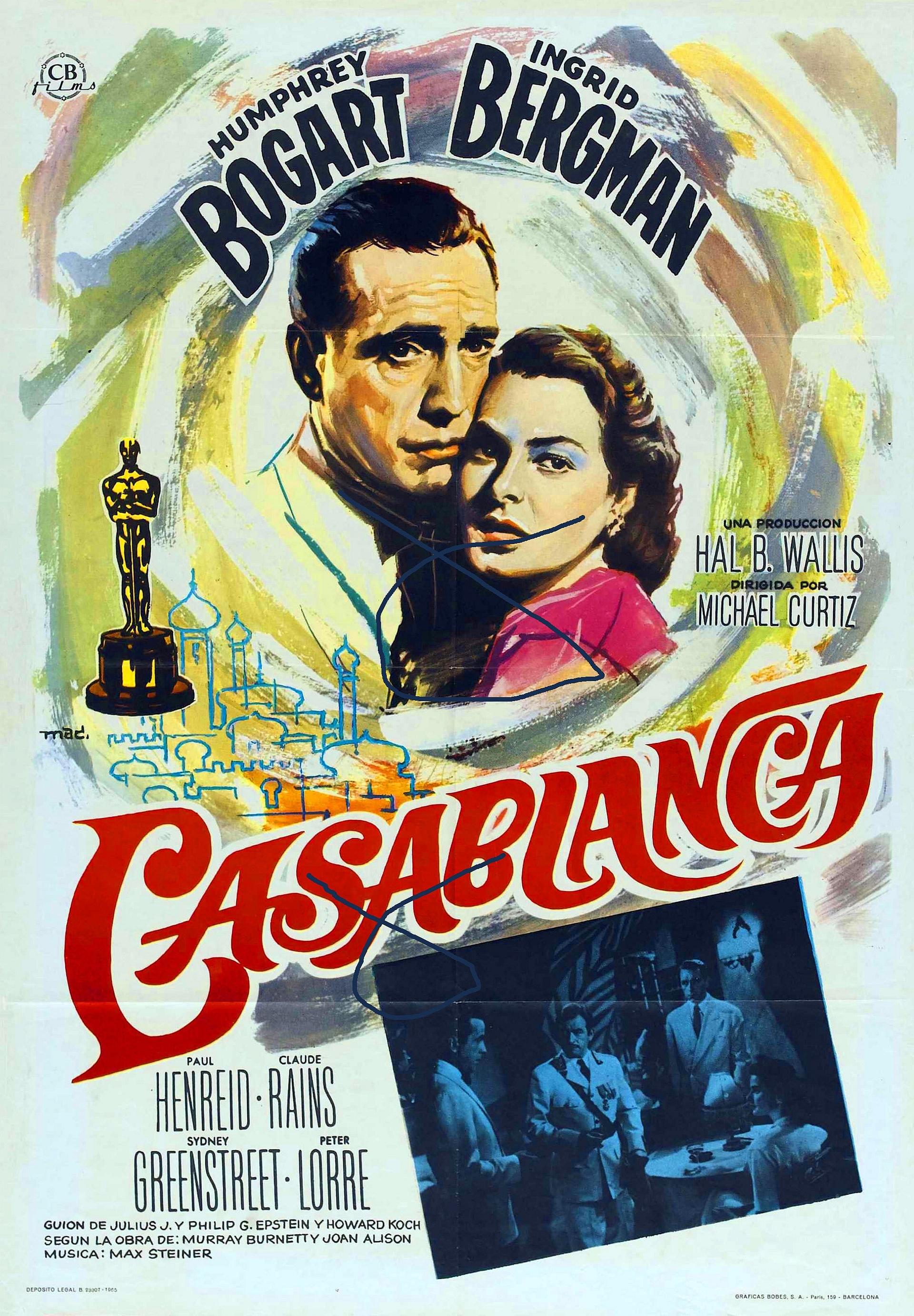 Futószalagon gyártotta a világsikereket, mégis elfeledték a Casablanca magyar rendezőjét