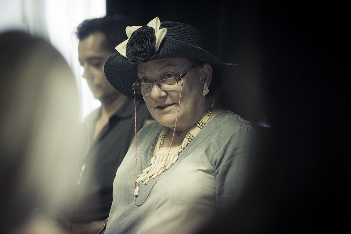 Egri Kati - Mária Eleonóra főhercegnő
