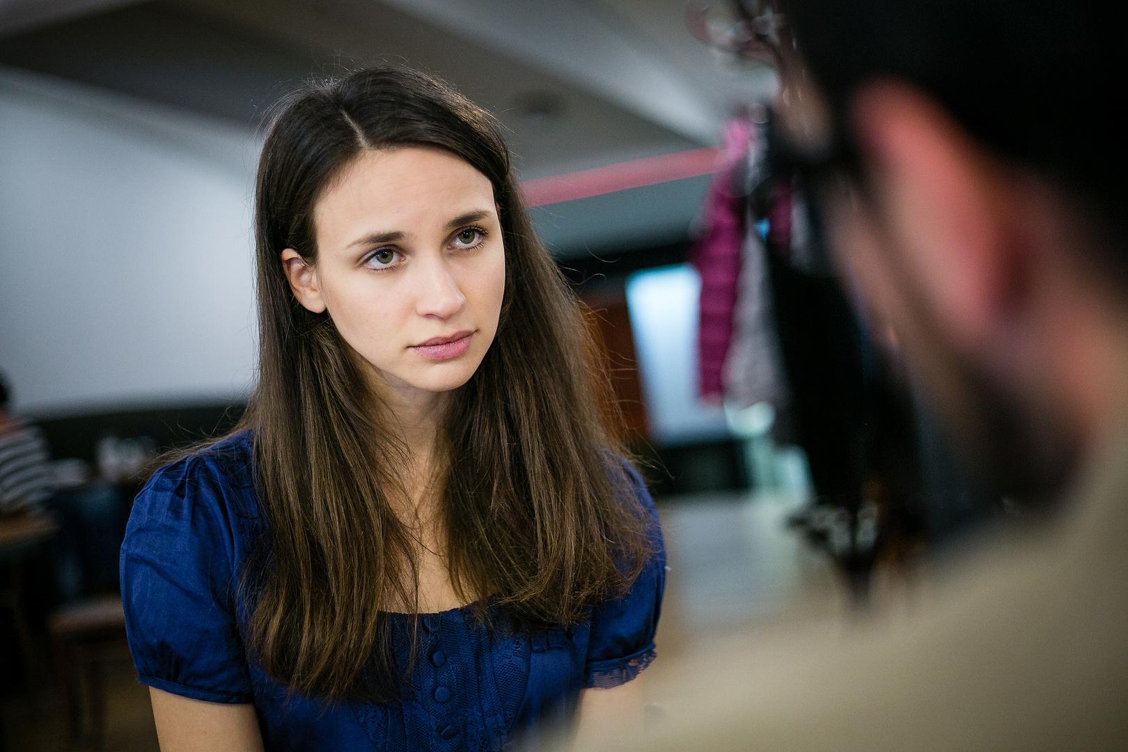 """Törőcsik Franciska: """"Fontos őszintén beszélni arról, milyen sérelmek érik a nőket"""""""