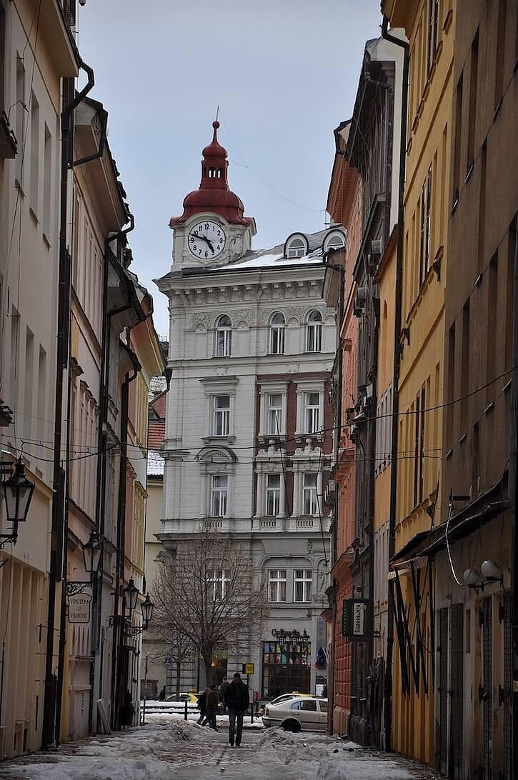 Hol iszogatott Mozart Prágában?