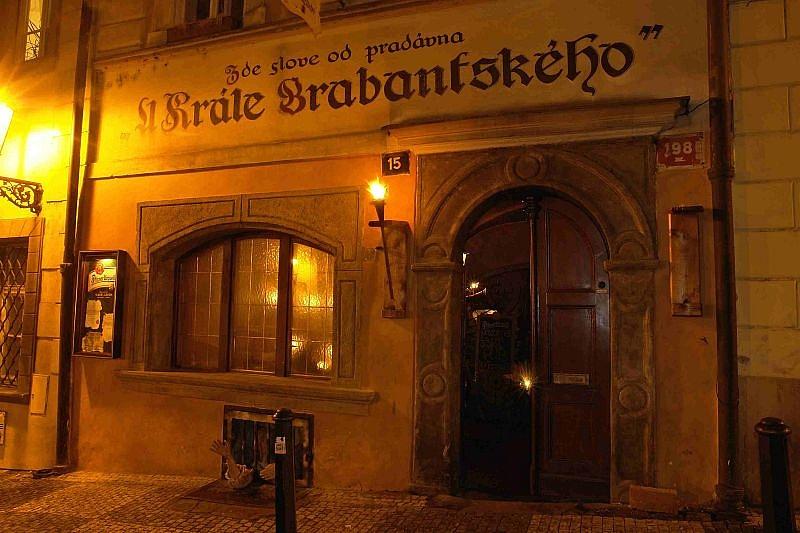 Az U krále Brabantského