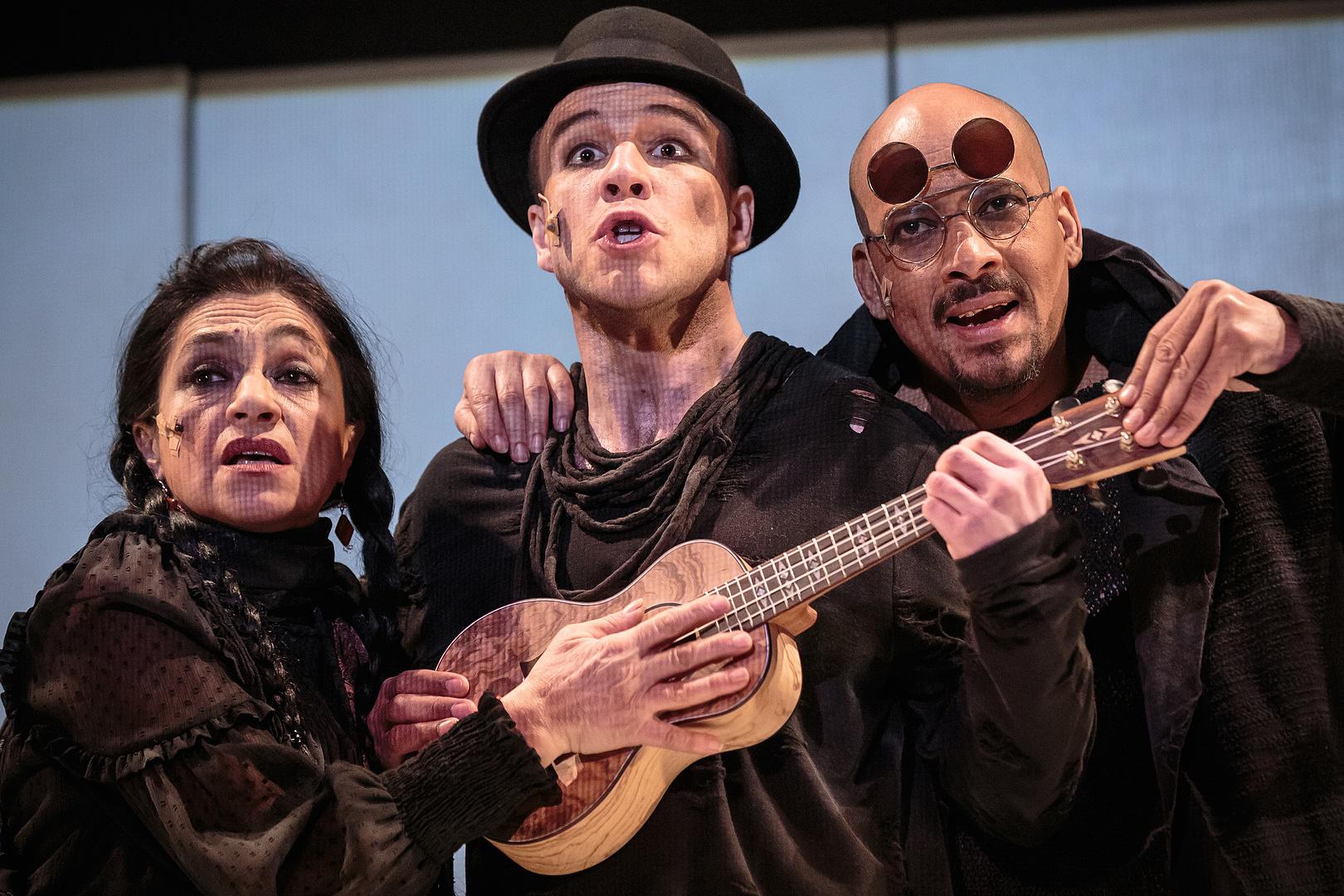 Összeszokott páros az Operettszínház színpadán