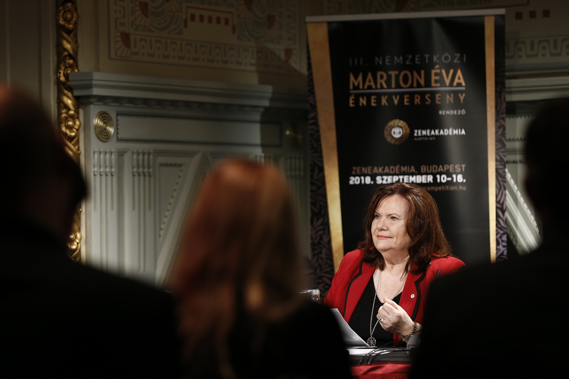 Márciusig lehet jelentkezni a Marton Éva Nemzetközi Énekversenyre