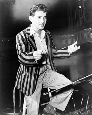 Leonard Bernstein 1945