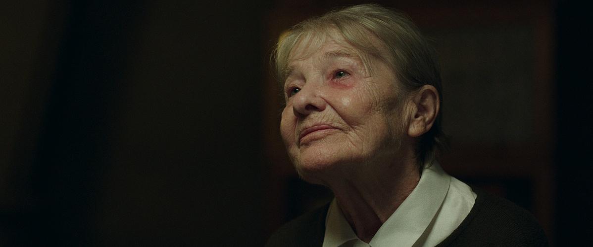 Törőcsik Mari azAurora Borealis- Északi fény című filmben