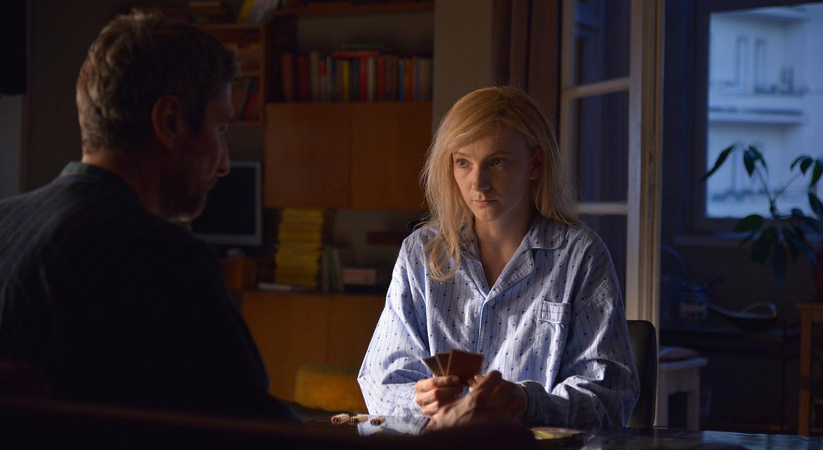Borbély Alexandra a Testről és lélekről című filmben