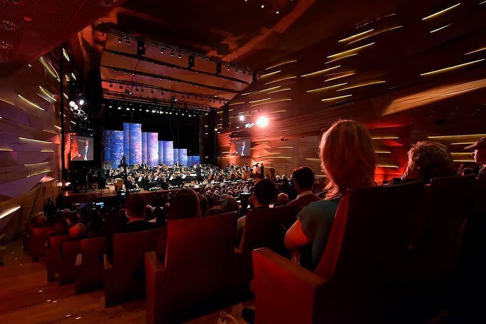 Maestro Solti Nemzetközi Karmesterverseny, döntő