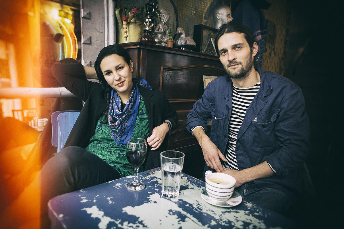 Muzsik és Volkova