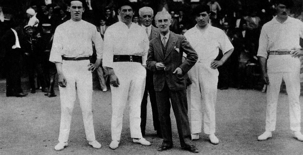 Ravel és a baszk pelotajátékosok