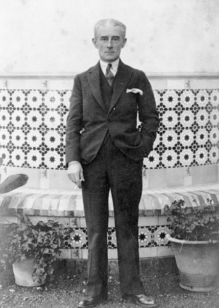 Ravel Malagábam 1928-ban