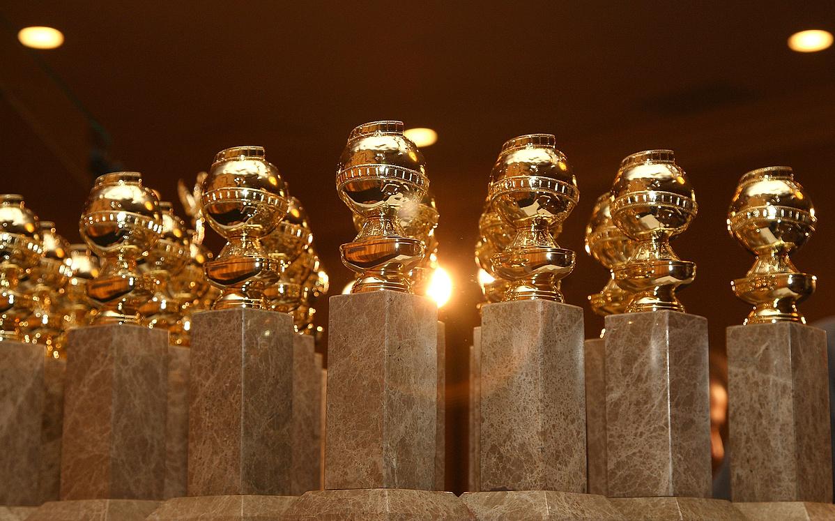 Golden Globe-szobrok