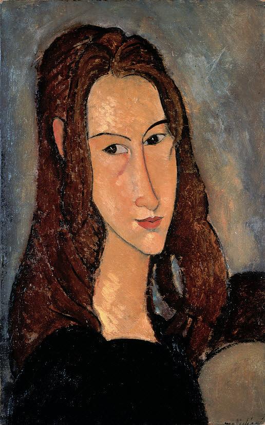 Modigliani: Jean Hebuterne 1918